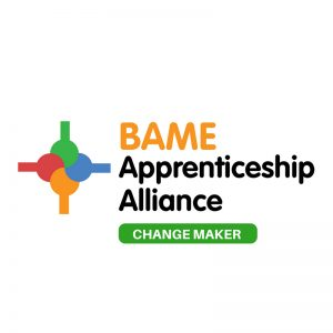 Himilo is part of the BAME Apprenticeship Alliance