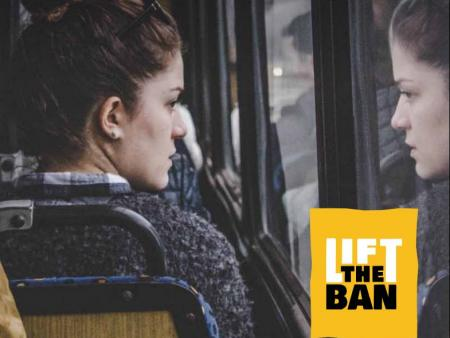 Lift the Ban report cover