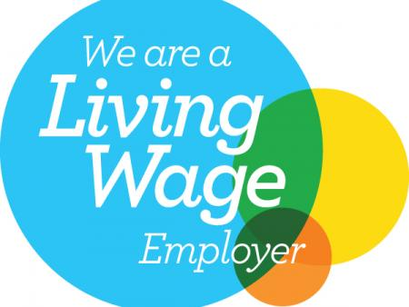 ACH accredited as a Living Wage employer