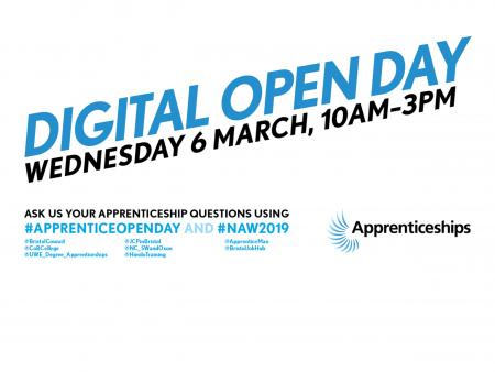 Digital open day 2019