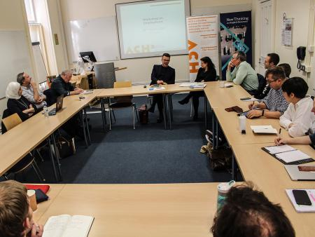 Refugee and Migrant Employment workshop at Bristol University